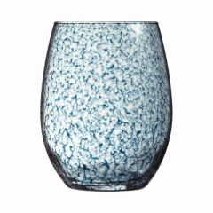 Gobelet forme haute 36 cl Primary Handcraft Blue