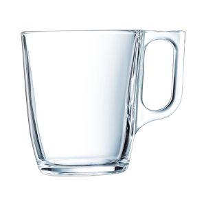Mug en verre 25 cl Voluto