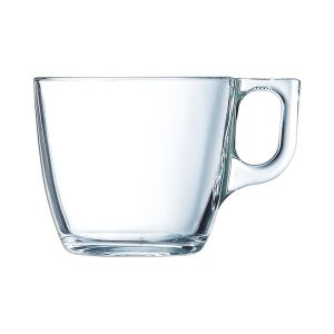 Tasse en verre 22 cl Voluto