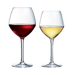 verres à vin rouge et blanc collection cabernet vins jeunes Chef&Sommelier