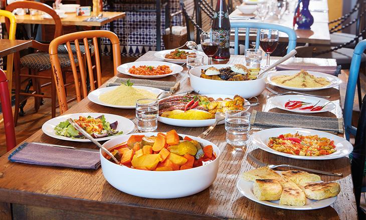 Solution cuisine Méditerranéenne Arcoroc