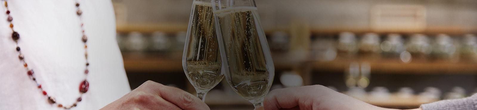 Flute à champagne Arcoroc