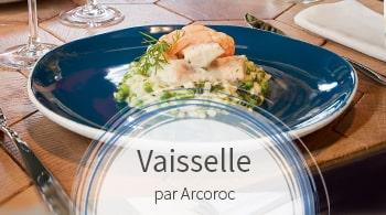 Vaisselle pour professionnels Arcoroc