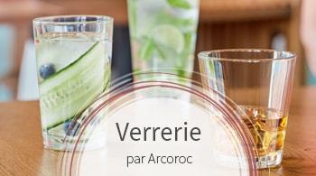 Verrerie pour professionnels Arcoroc