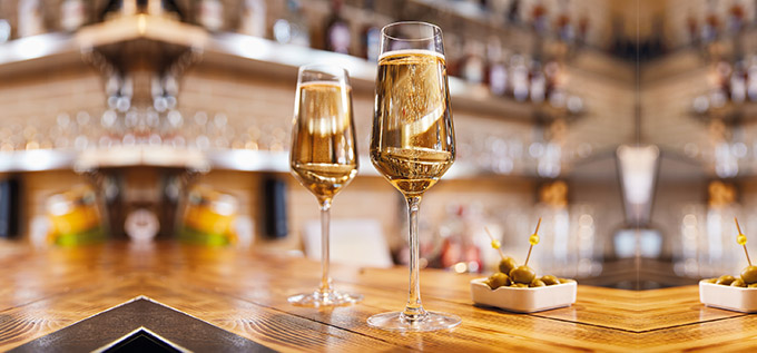 flute a champagne vina juliette